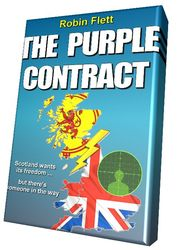 Grab the new thriller: The Purple Contract